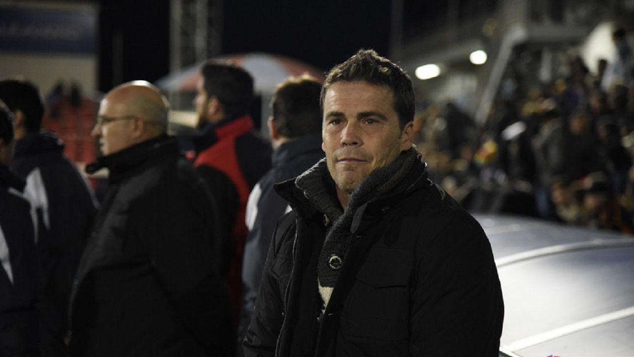 Tejera Borja Valle Real Oviedo Ponferradina Carlos Tartiere.Rubi
