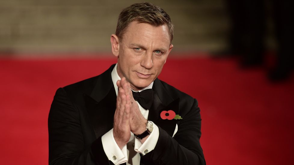 Daniel Craig interpreta una vez más a James Bond