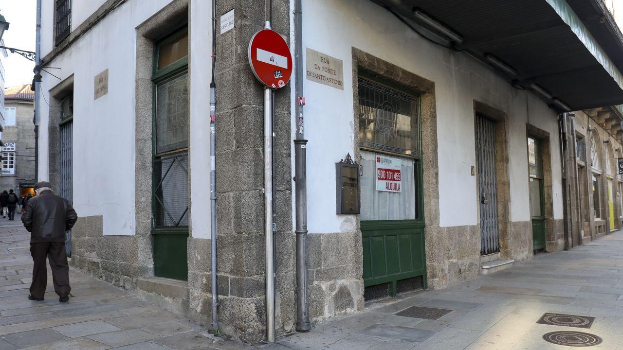 Local comercial de A Senra. Antiguo Derby, se pide una renta de 5.500 euros al mes