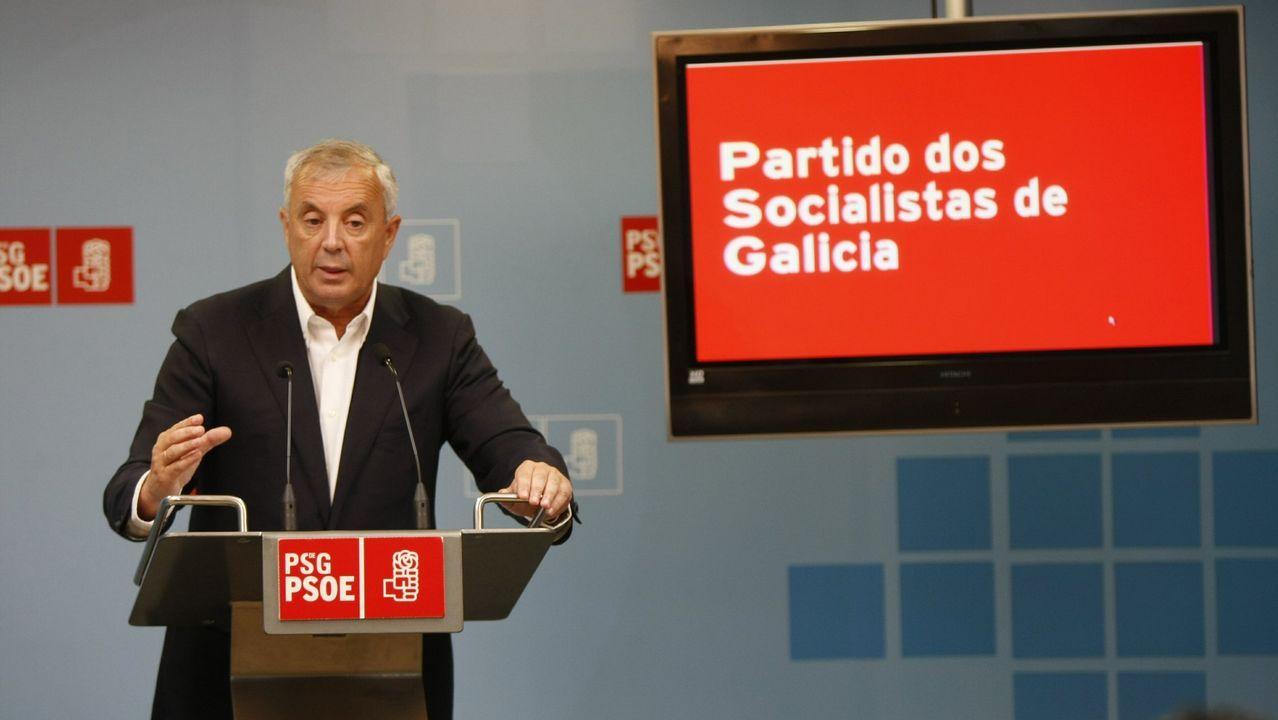 «Las playas de Galicia son más agradables que las del Caribe».María Vázquez e Celso Bugallo, protagonistas de «Trote»