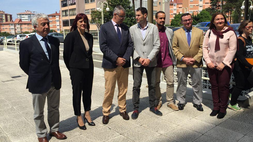 Defensora del Pueblo y Xunta piden que se revisen ya las visitas de padres.Botín de varios robos