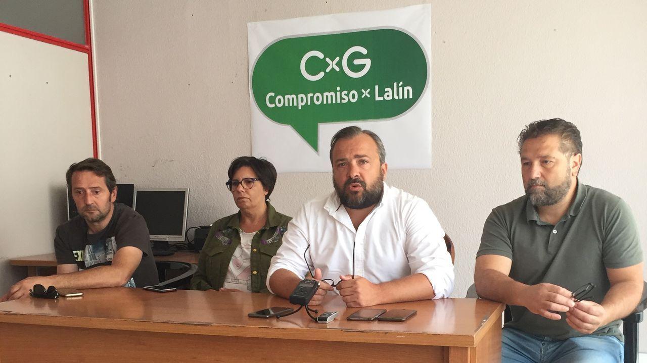 Sube e paro en Galicia en octubre.La vicepresidenta del Gobierno, Carmen Calvo