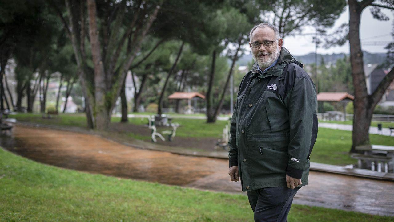 El alcalde de Ourense, Gonzalo Pérez Jácome, opina sobre la evolución del coronavirus.Gonzalo Pérez Jácome, alcalde de Ourense
