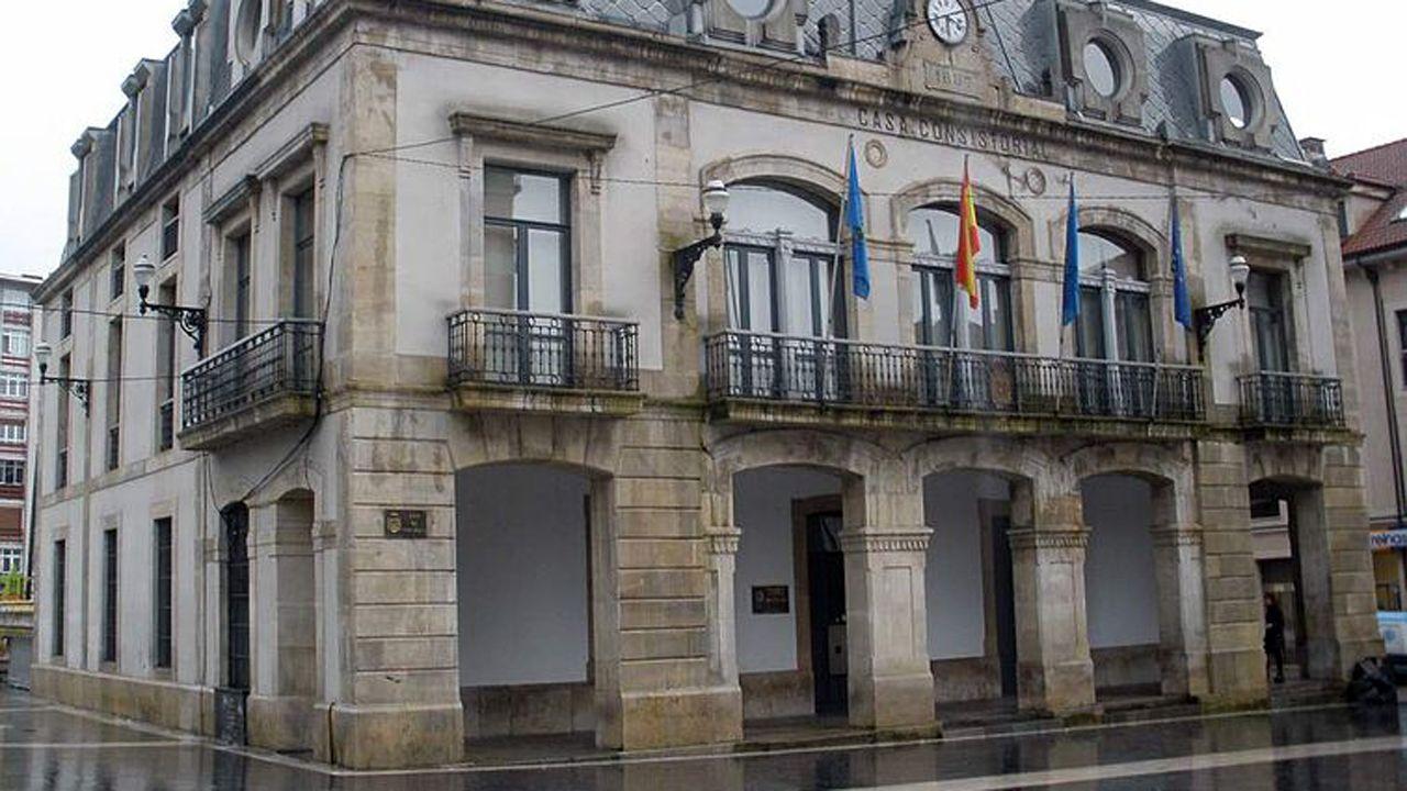 Triditive.Ayuntamiento de Siero