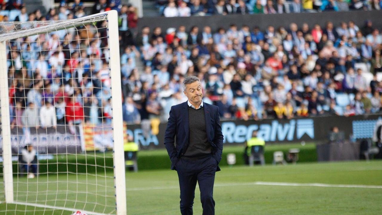 Celta-Rayo el 18 de mayo del 2019 (doblete)