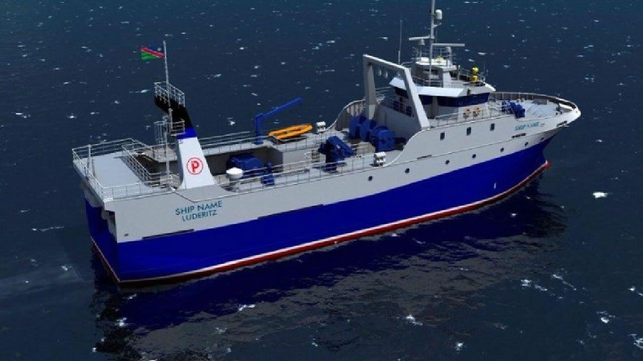 Armón Vigo y Burela El grupo de astilleros se ha adjudicado la renovación de la flota pesquera lanzada por Nueva Pescanova. Se trata de siete buques para la actividad en el norte de África presupuestados en 42 millones