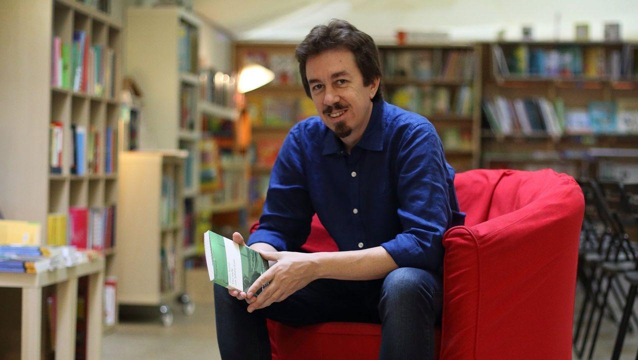 Como escritor, Pedro Mairal se confiesa fascinado por las debilidades humanas