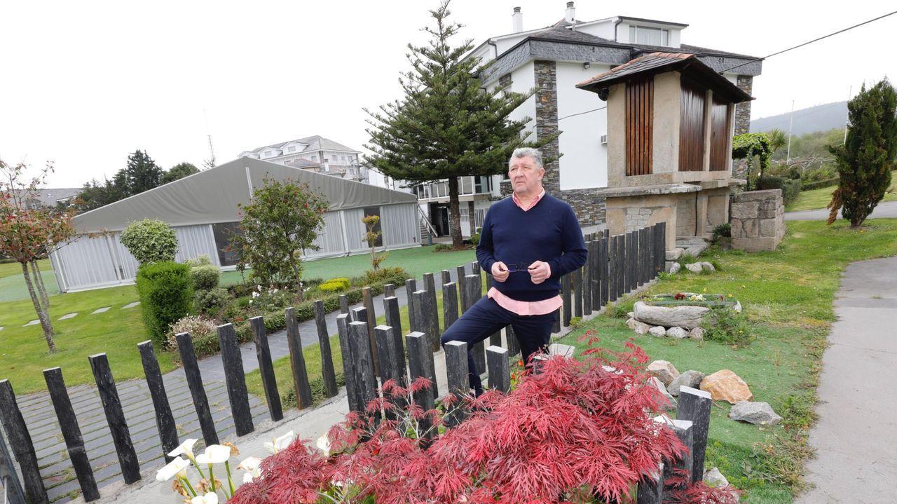El empresario viveirense Jesús Louzao pide a las administraciones «facilidades, non regalos»