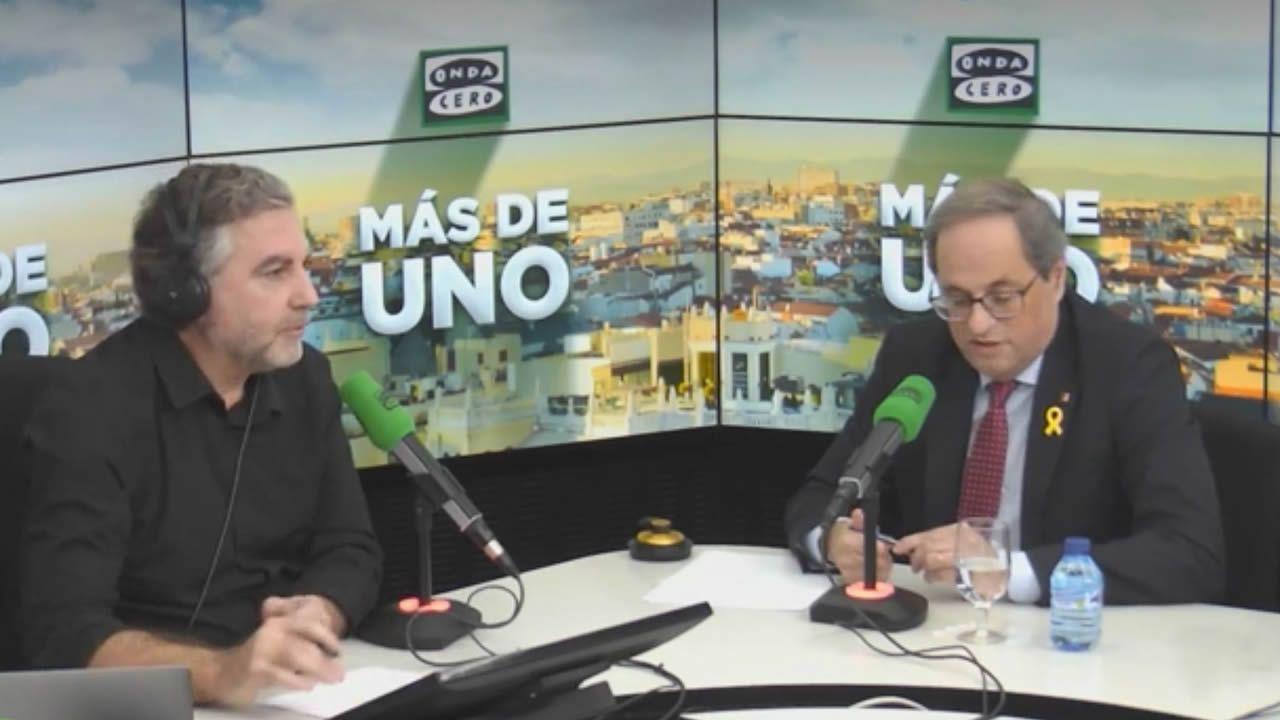 Juicio del 1-0 en directo: el informe final de las defensas.El ministro de Exteriores, Josep Borrell, es un convencido antisecesionista