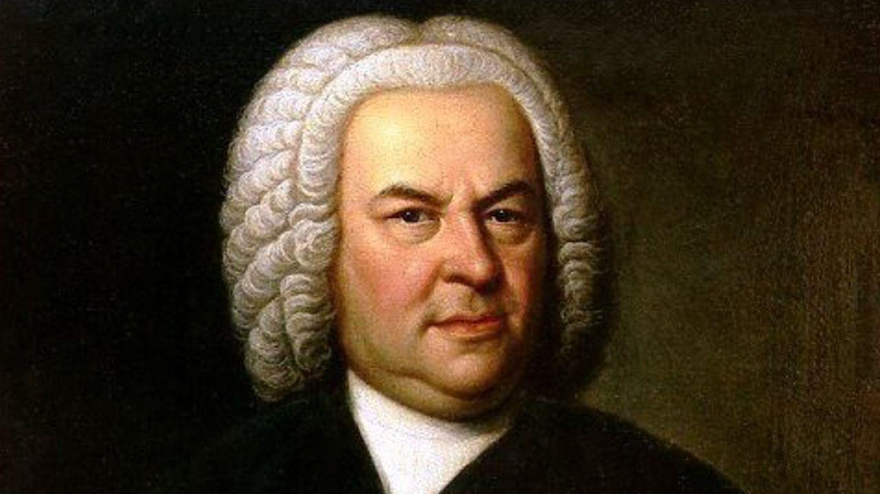 Bach, retratado por el pintor Elias Gottlob Haussmann