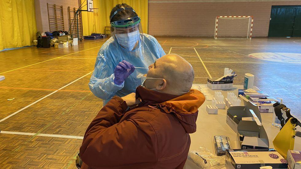 Cada día se hacen en la provincia unas 2.000 pruebas para detectar casos de coronavirus