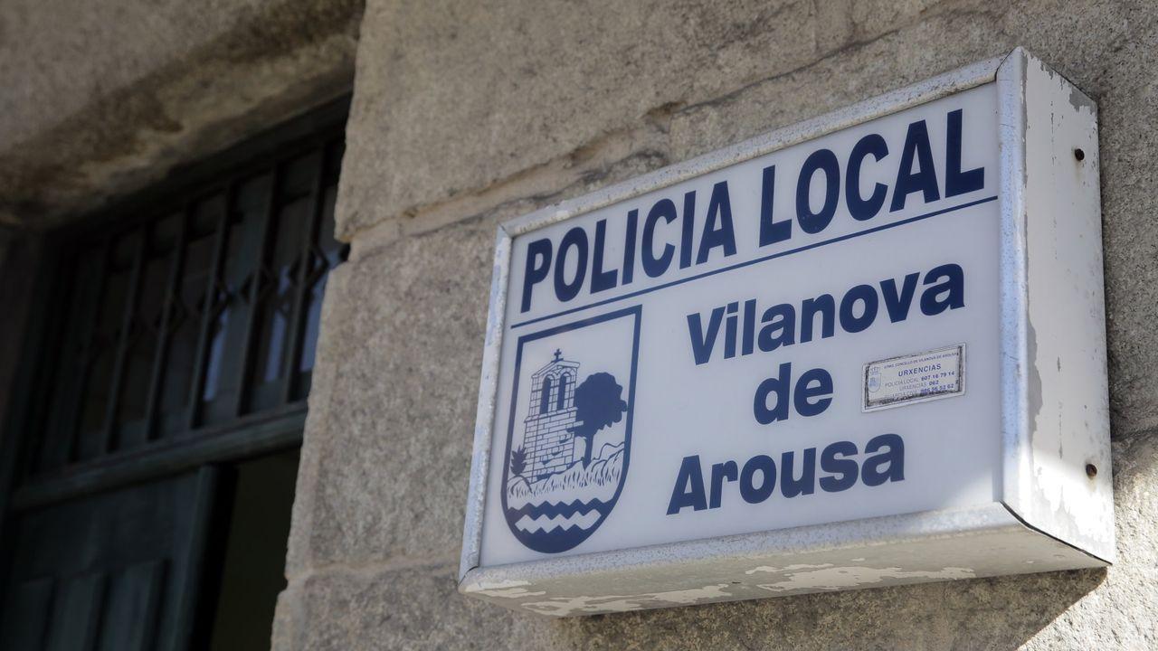 Visitamos la sede de la Fundación Lar en Vilagarcía