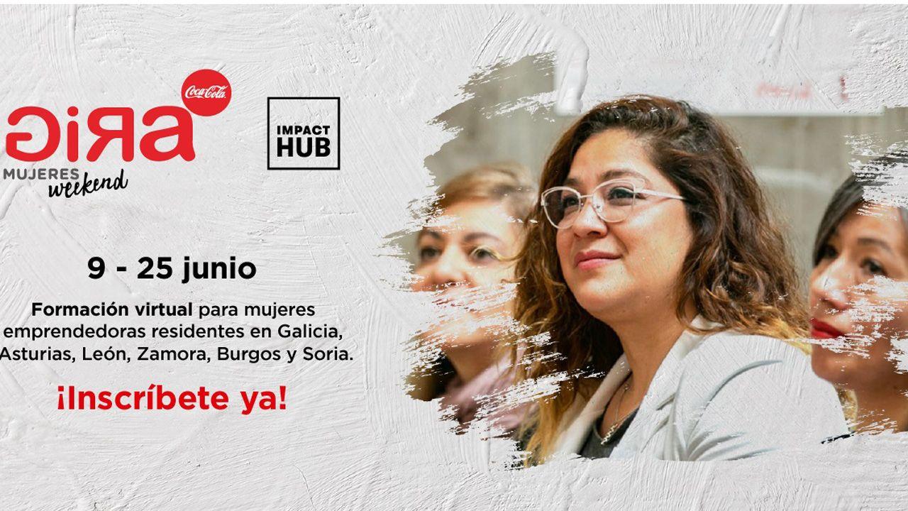 Gira Mujeres Weekend de Coca Cola