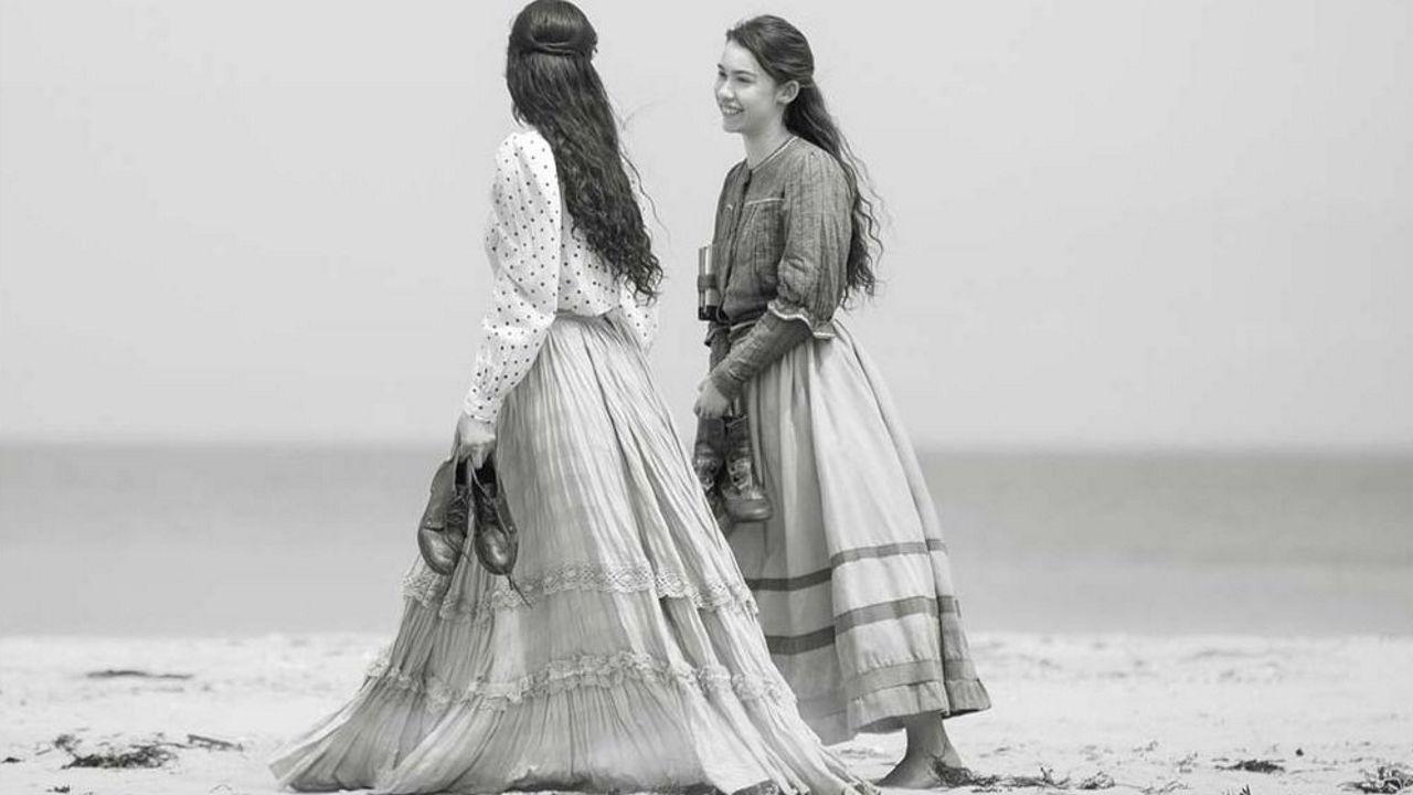 separadas.Natalia de Molina (izquierda) y Greta Fernández (derecha) son Elisa y Marcela en la película de Isabel Coixet