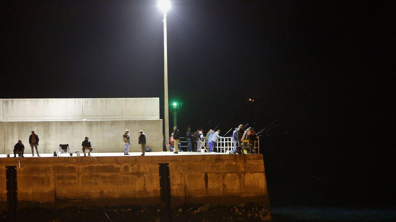 Prueba de covid en A Coruña