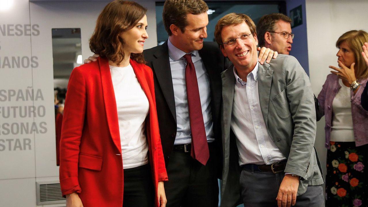Ramón Espinar lanza un órdago a Iglesias y Montero.El portavoz del actual Grupo Mixto, Luís Villares