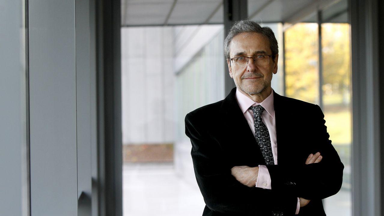 Luis Sanz Menéndez ha sido director del Instituto de Políticas y Bienes Públicos del CSIC
