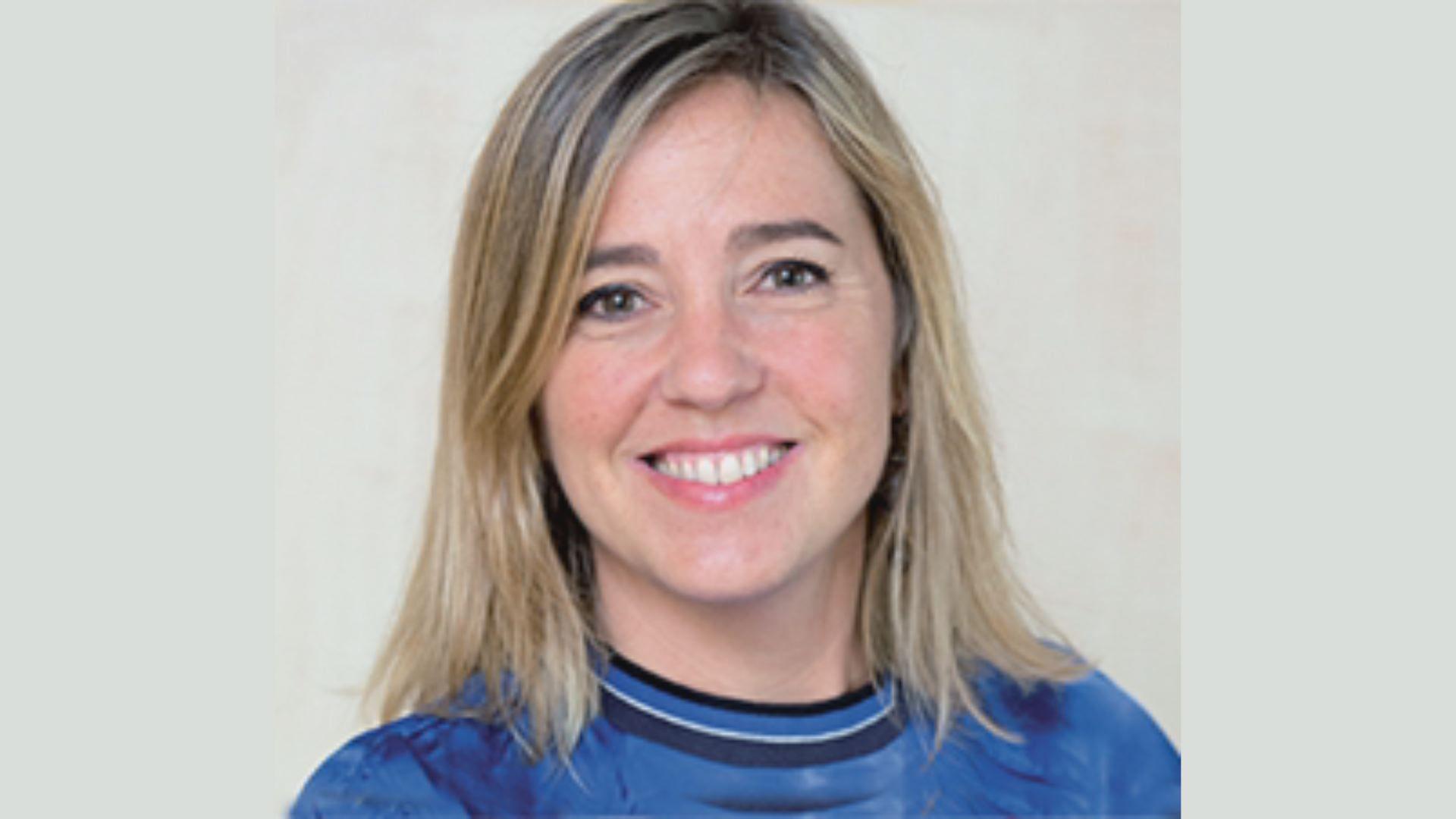 María José Aparicio, subdirectora adjunta de Formación Vial de la DGT
