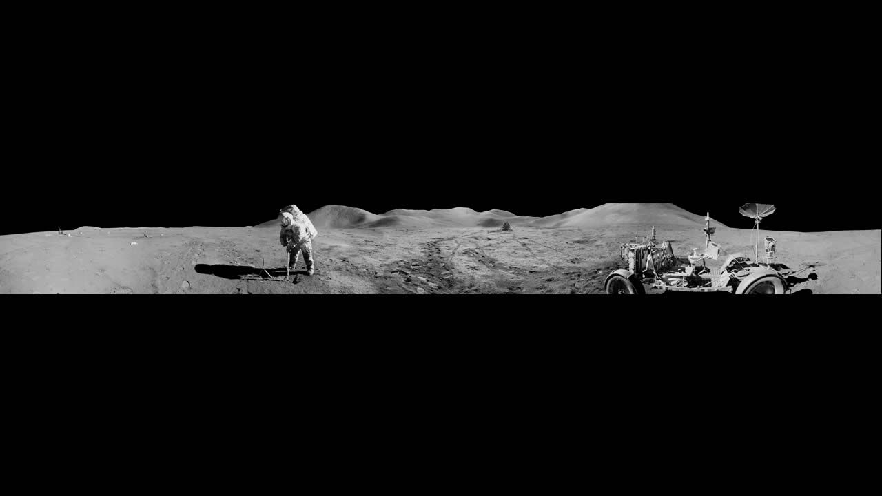 Apolo 15: año 1971
