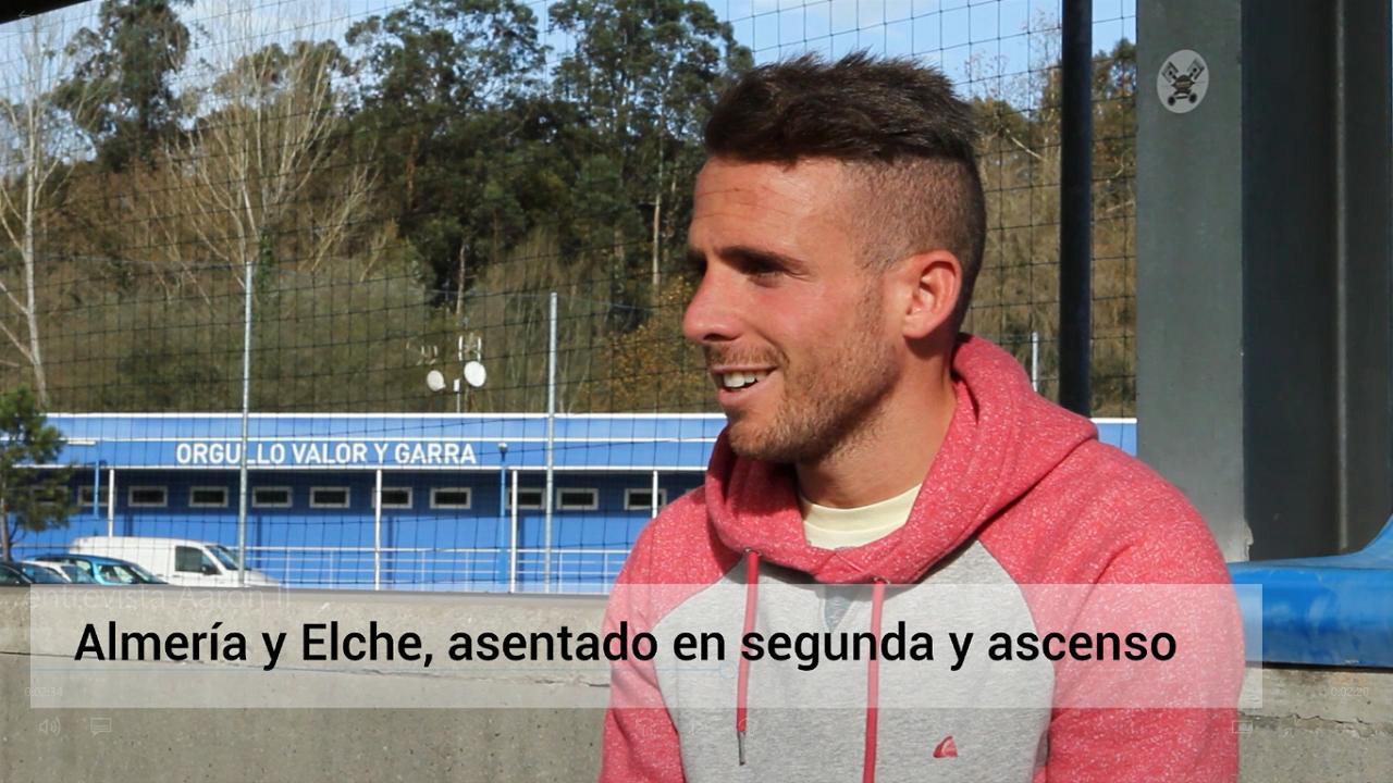 Entrevista a Aarón (2ª parte).Ruben Baraja