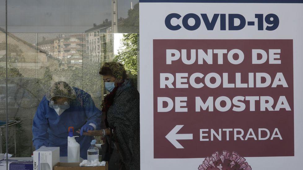 Ambiente en el túnel del vino del 2018 en A Coruña