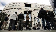 Sede de los juzgados de Pamplona