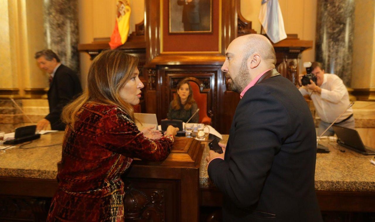 En directo | Sigue el pleno ordinario del Ayuntamiento de A Coruña.Puñet era consejero delegado de Petronor (Repsol) hasta su nombramiento en la AOP, hace dos años.
