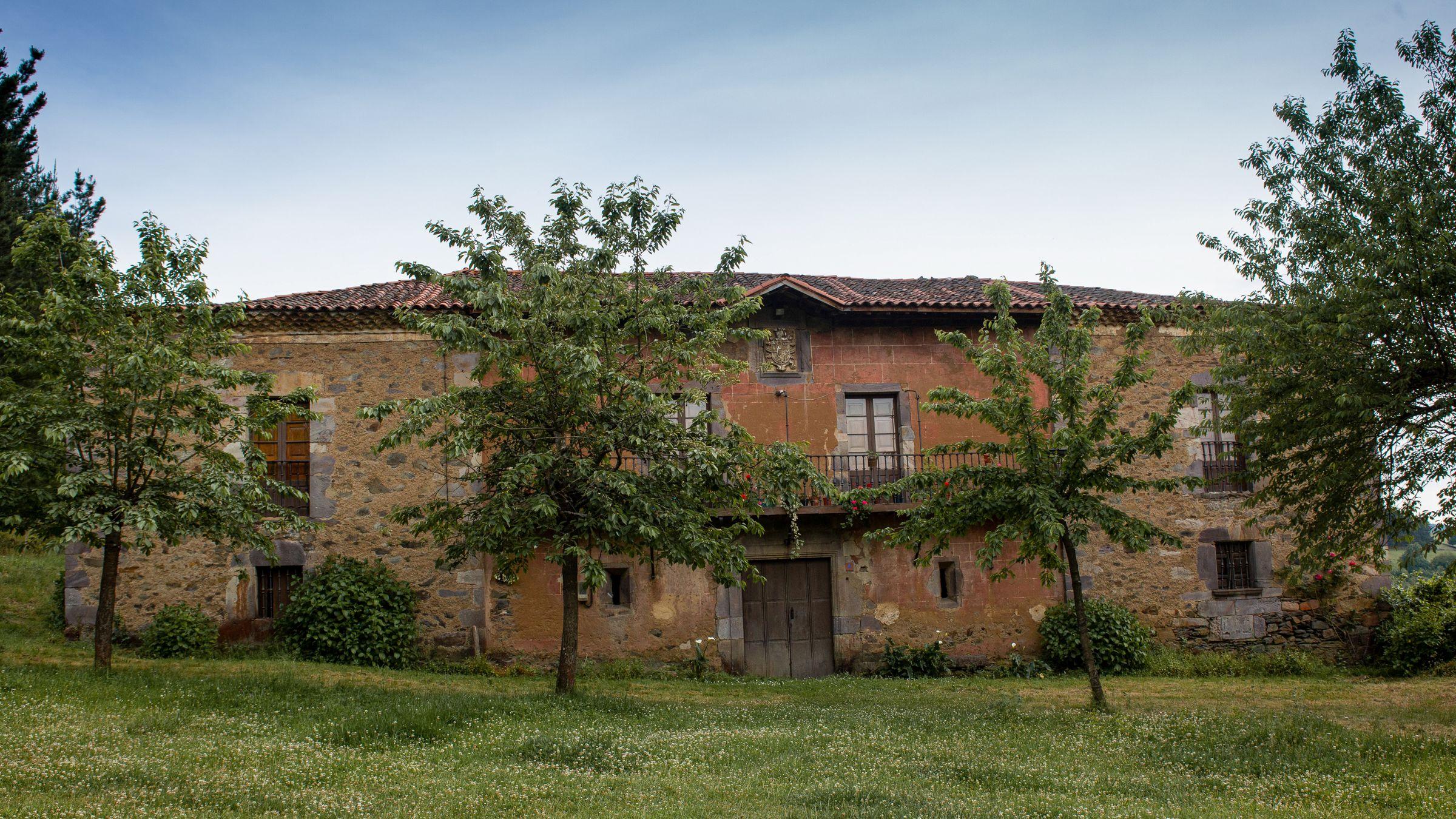 Palacio de Jarceley