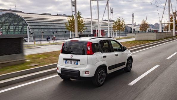 El nuevo Fiat Panda