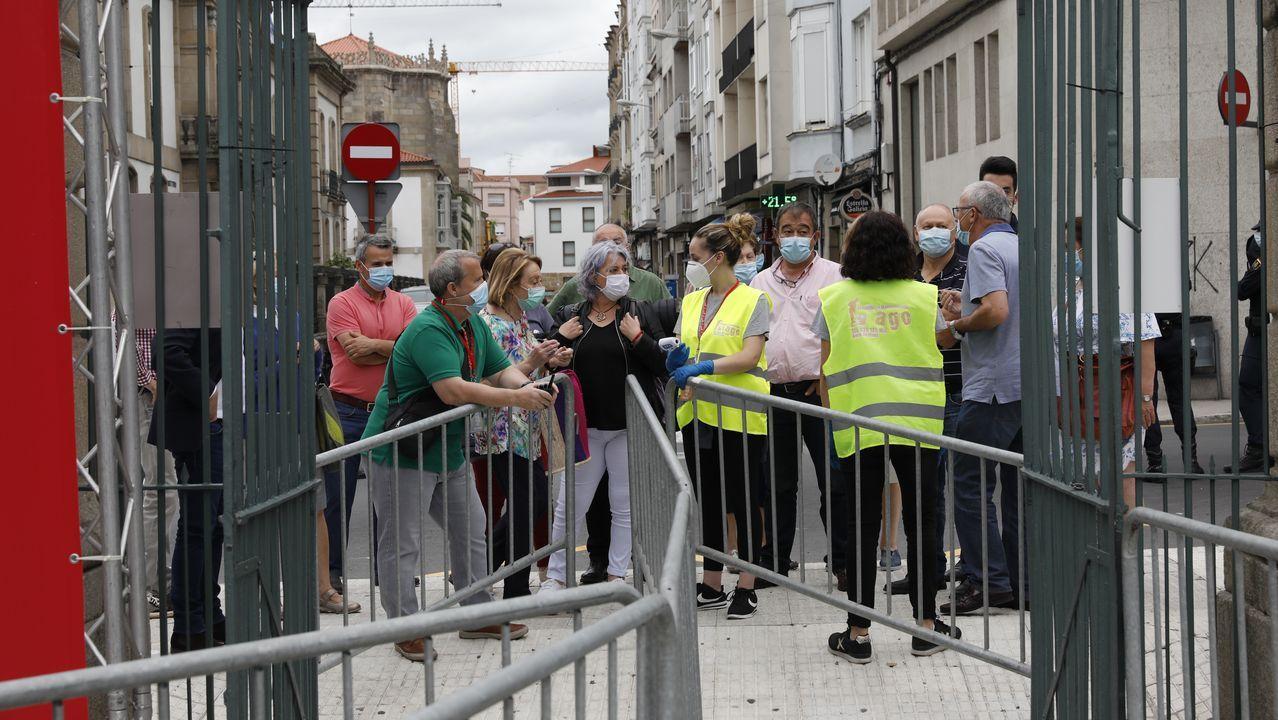 Mitin de Pedro Sánchez en Ourense