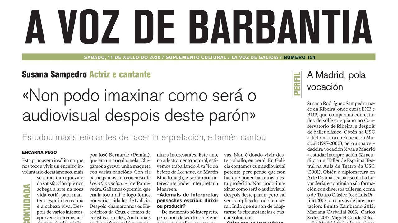 Entrega premios Barbantia 2020