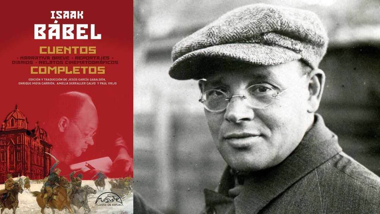 El volúmen reúne todos los cuentos conocidos hasta la fecha del escritor ruso