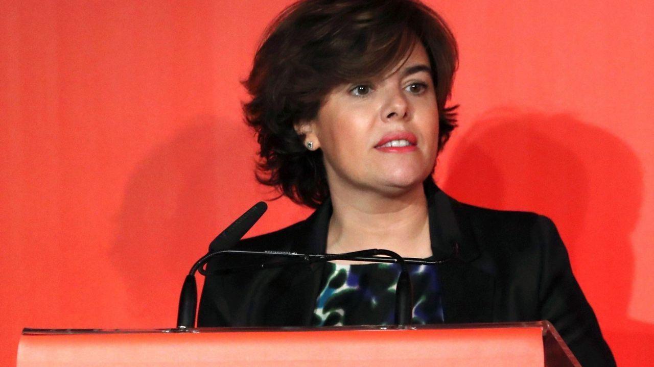 Las caras que pasan más desapercibidas del Gobierno de Rajoy.Zaplana, Botella y González, en una imagen de archivo