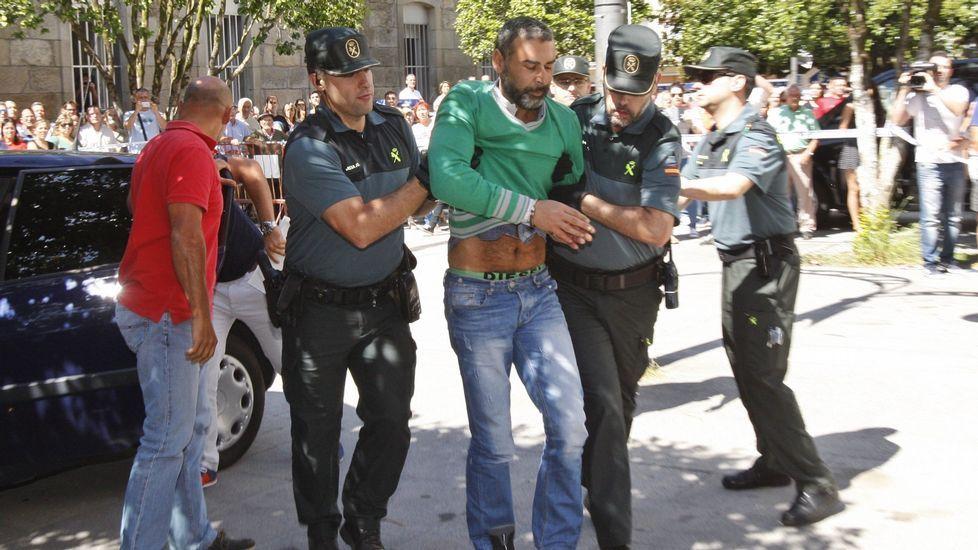 El crimen del parricida de Moraña: un caso sin precedentes.Primera petición de prisión premanente. El fiscal ha solicitado para David Oubel la pena máxima, por primera vez en España.