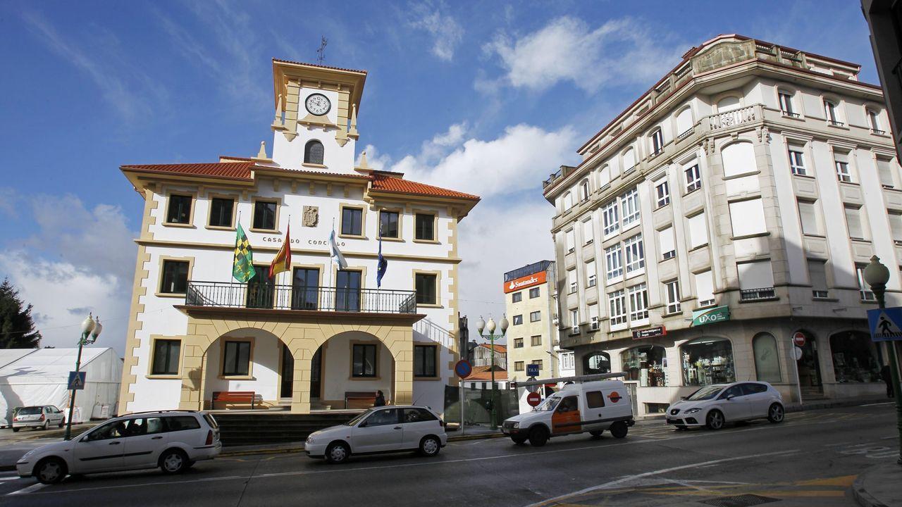 Aunque el programa es estatal, en Ourense es gestionado por un grupo de Cruz Roja