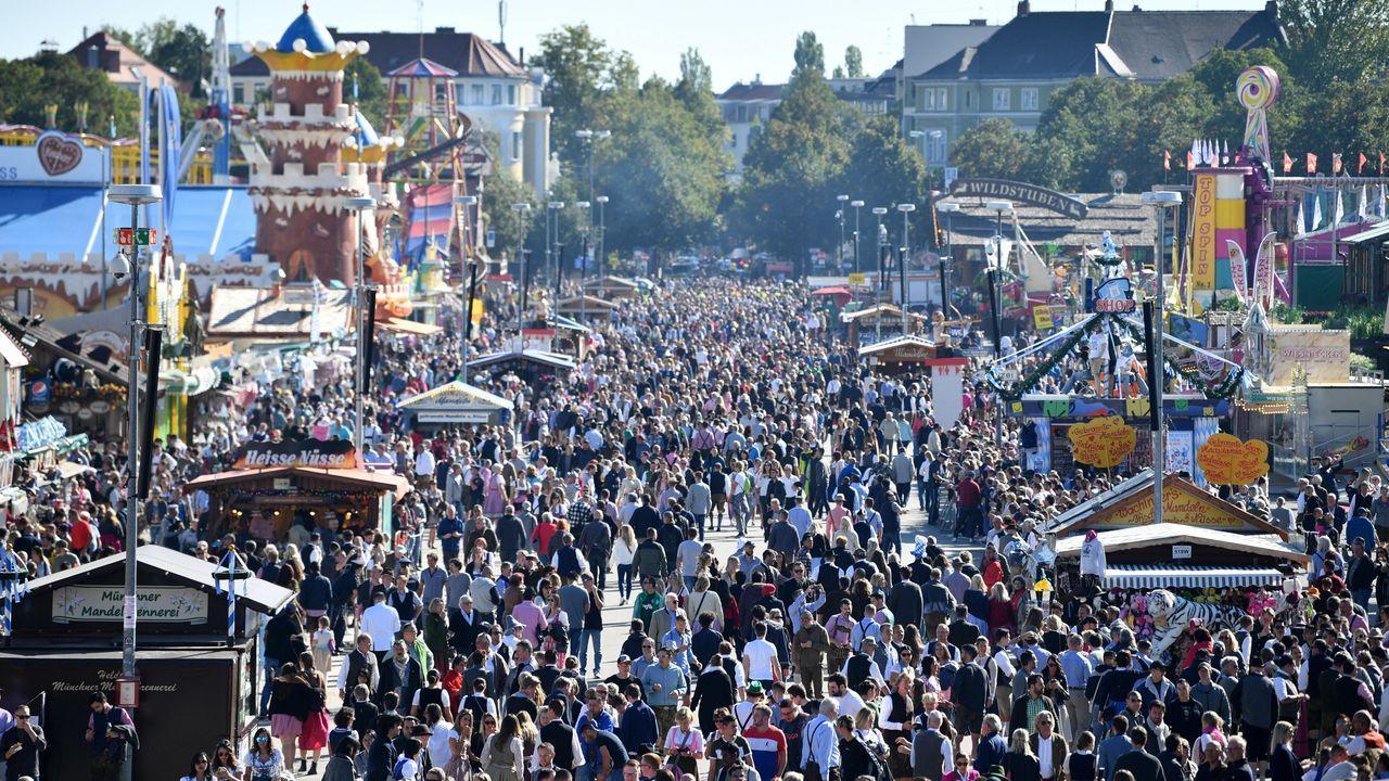 El «Oktoberfest» dejaba en Munich unos 1.200 millones de euros