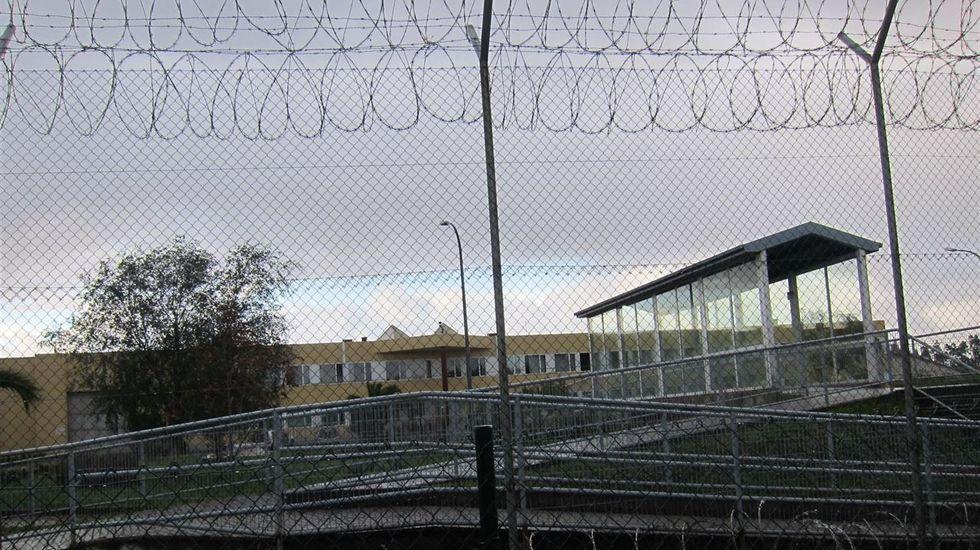 Jornadade celebración en la cárcel de Pereiro.Centro Penitenciario de Asturias
