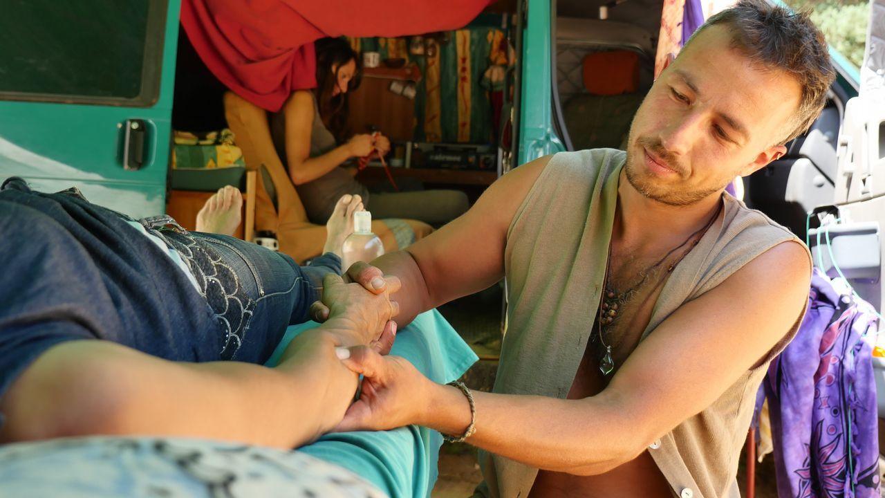 Masajes en el Oasis del Camino