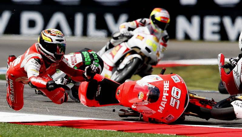El Gran Premio de Assen, en imágenes