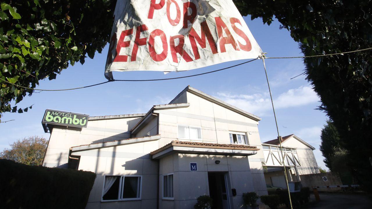 Flashback al pasado: Se vende el primer motel de Lugo