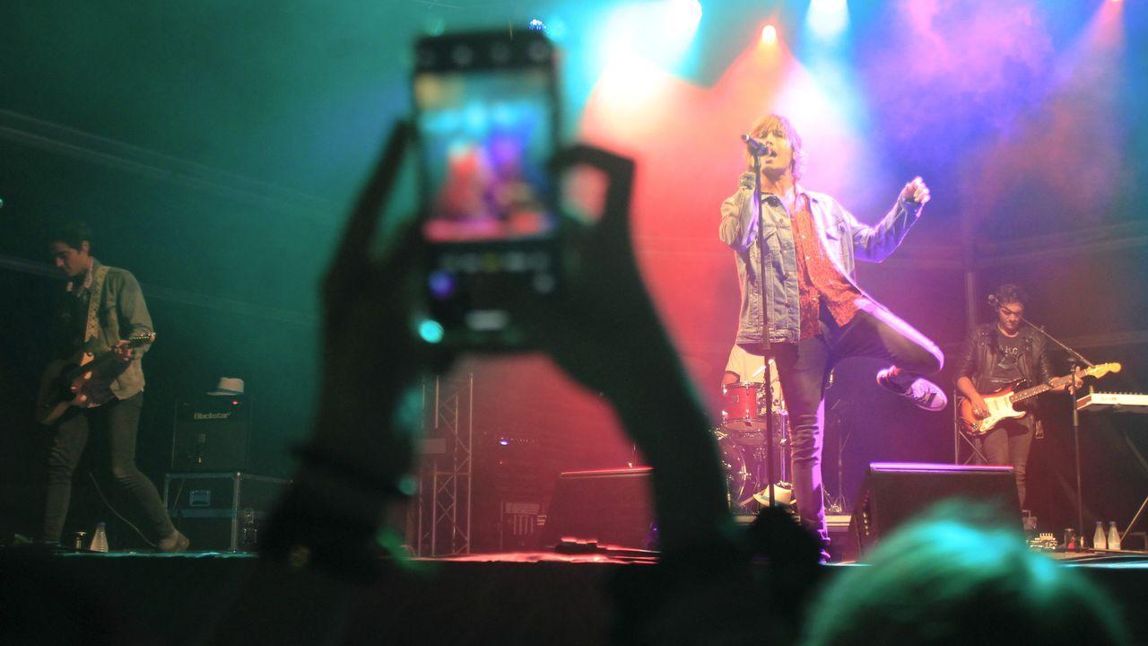Michael Hutchence, el cantante de INXS, es el protagonista de «Mystify» que relata su auge y caída.