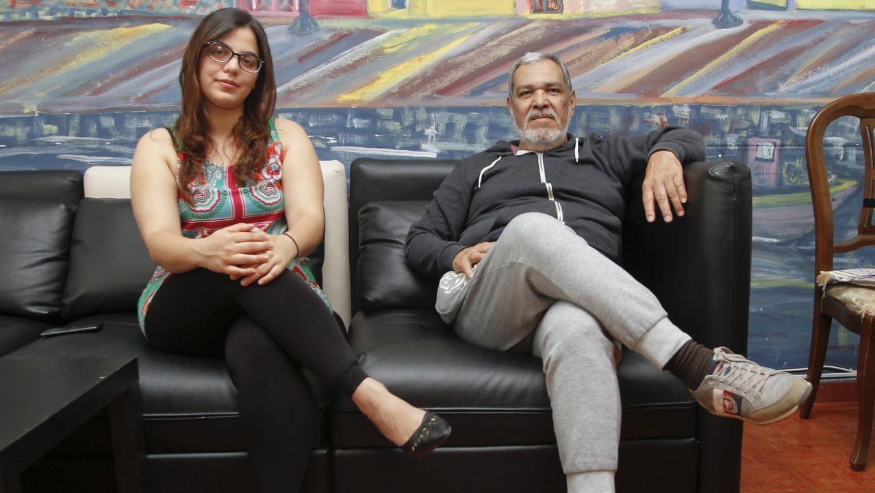 Los venezolanos son ya el colectivo de inmigrantes más frágiles de la ciudad de Ferrol