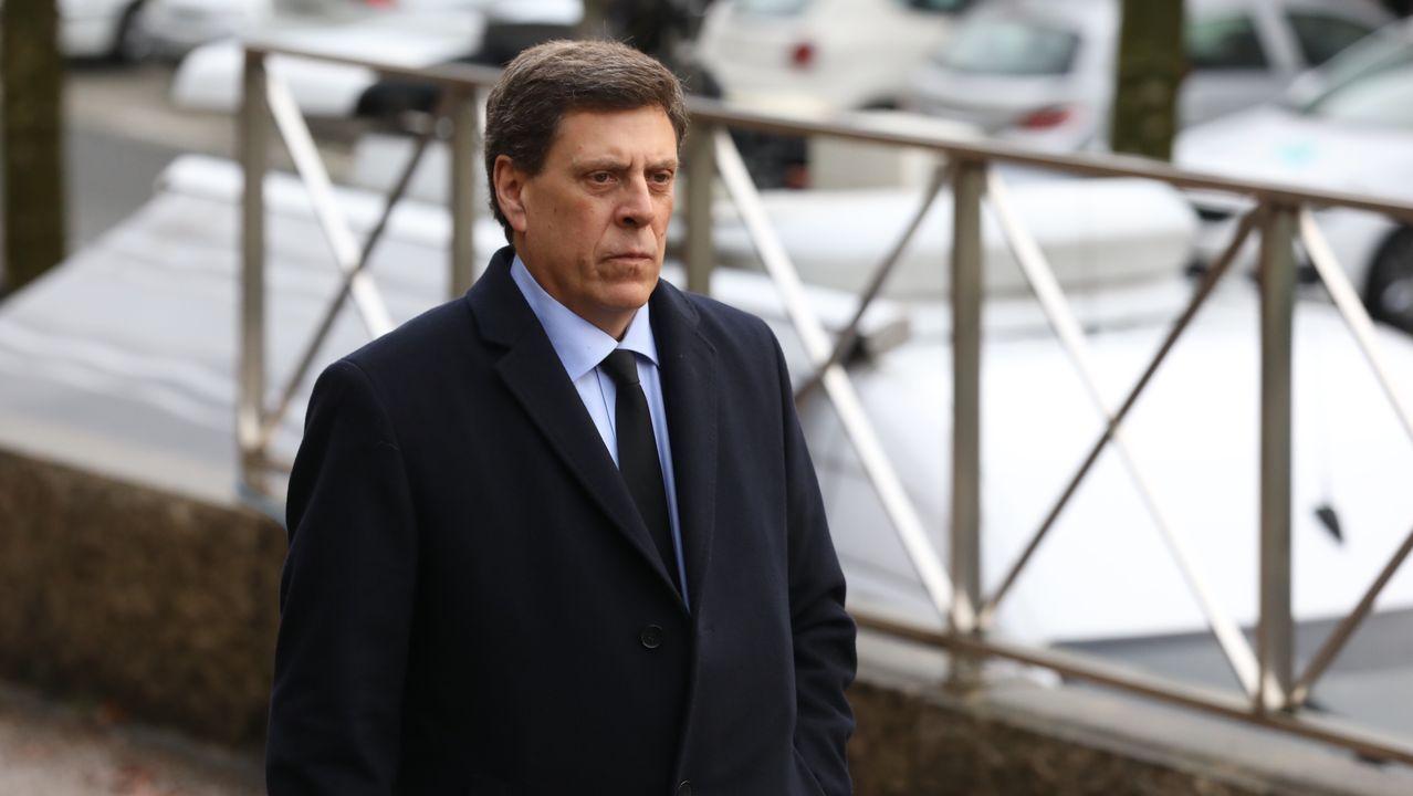Juan Carlos Quer llega a la décima jornada del juicio