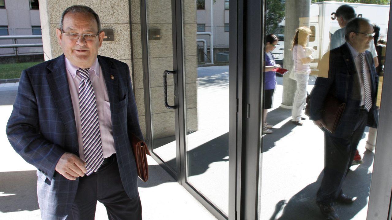 El abogado Jesús Silva ha logrado ganar el caso y sentar jurisprudencia