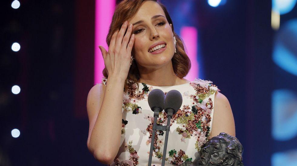 Natalia de Molina, Goya a la Mejor Actriz por «Techo y Comida»