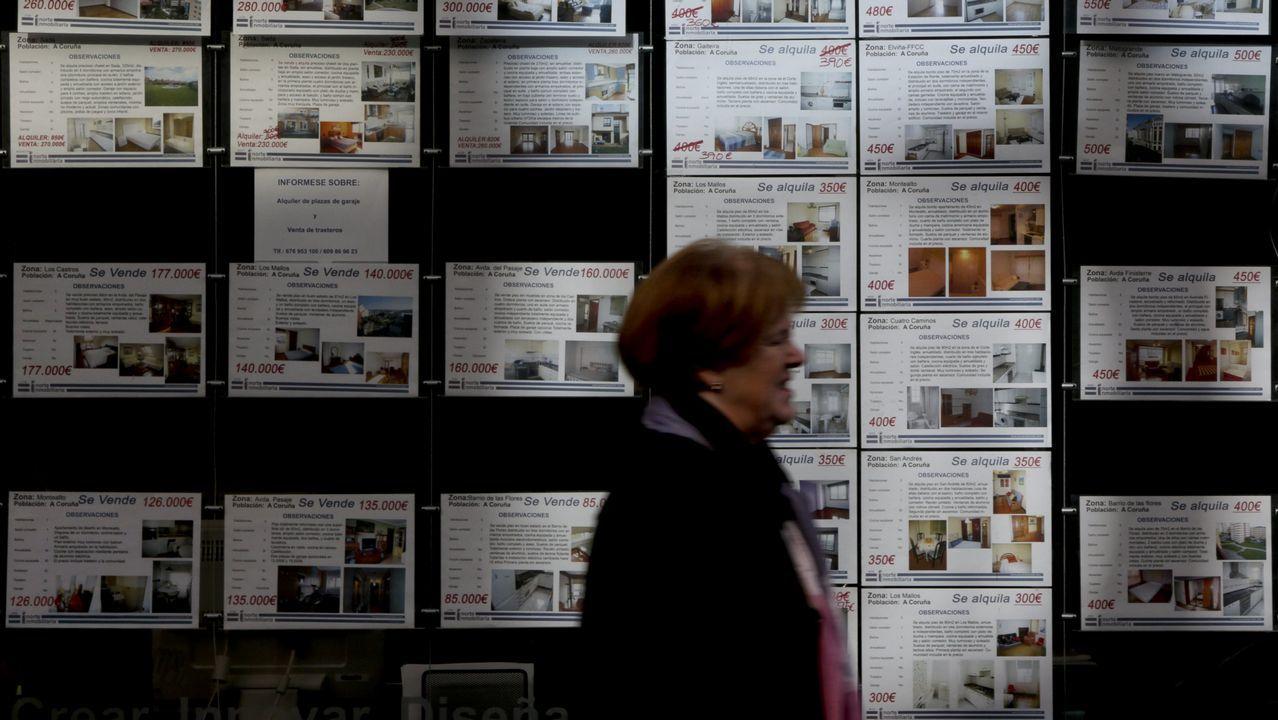 El gobernador del Banco de España advierte «problemas serios» en las pensiones.El 'Apostolado' de El Greco del Museo de Bellas Artes de Asturias