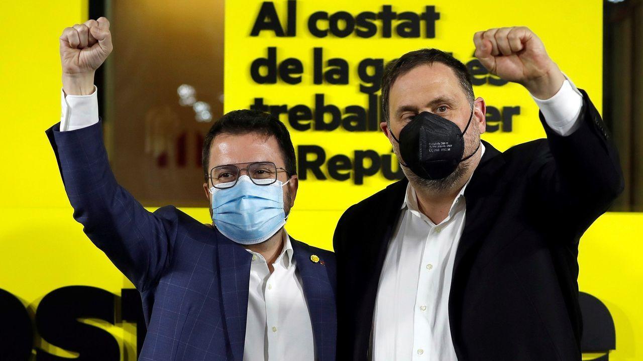 El numero 2 de la CUP en las elecciones, Carles Riera