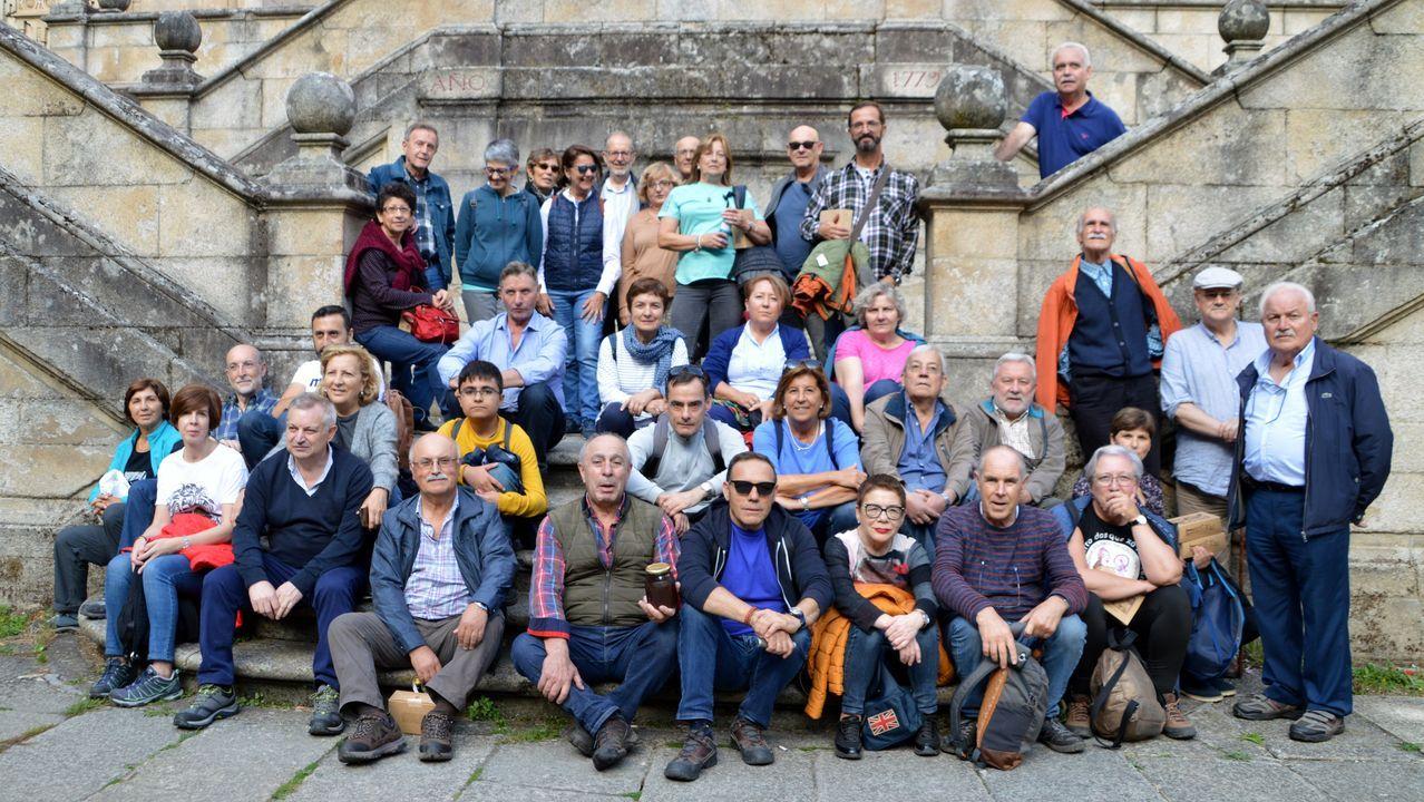 Imagen virtual del futuro albergue de peregrinos de la calle Santiago