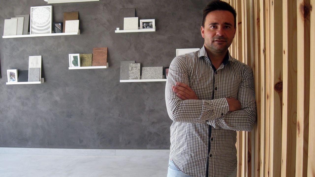 Julio Vázquez cree que la apuesta por la madera debe reflejarse en el trabajo diario