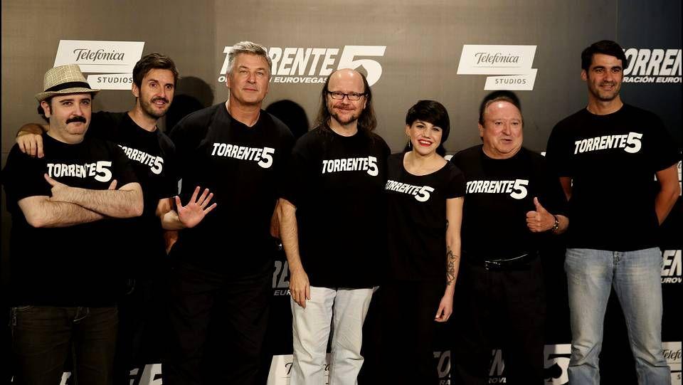 «Torrente V: Operación Eurovegas» ya está aquí.Isabel Pantoja, en el último concierto que ofreció en Zaragoza.